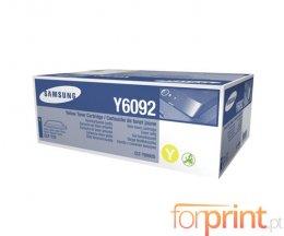 Toner Original Samsung Y6092S Amarelo ~ 7.000 Paginas