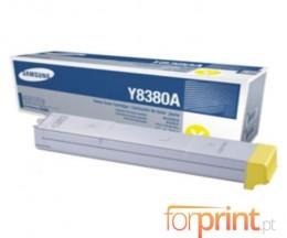 Toner Original Samsung Y8380A Amarelo ~ 15.000 Paginas
