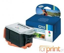 Tinteiro Original Samsung C-210 Cor 15ml ~ 250 Paginas