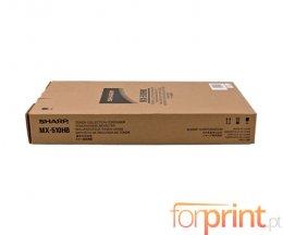 Caixa de Residuos Original Sharp MX510HB ~ 18.000 Paginas