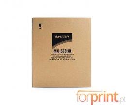 Caixa de Residuos Original Sharp MX503HB ~ 80.000 Paginas