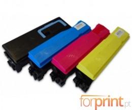 4 Toners Compativeis, Utax 3626 Preto + Cor ~ 12.000 / 10.000 Paginas
