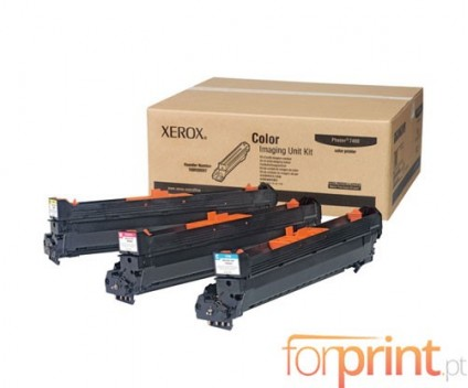 3 Tambores Originais, Xerox 108R00697 CMY ~ 30.000 Paginas