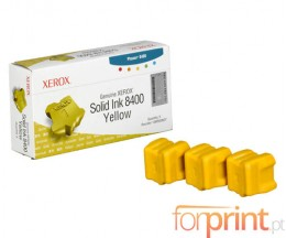 3 Tinteiros Originais, Xerox 108R00607 Amarelo ~ 3.400 Paginas