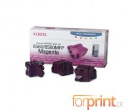 3 Toners Originais, Xerox 108R00724 Magenta ~ 3.400 Paginas