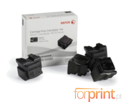 4 Toners Originais, Xerox 108R00935 Preto ~ 8.600 Paginas