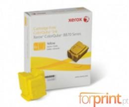 6 Toners Originais, Xerox 108R00956 Amarelo ~ 17.300 Paginas
