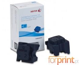 2 Toners Originais, Xerox 108R00995 Cyan ~ 4.200 Paginas
