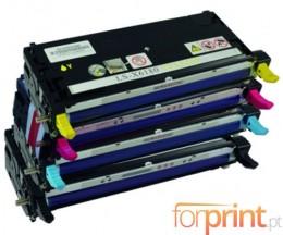 4 Toners Compativeis, Xerox 6180 Preto + Cor ~ 8.000 / 6.000 Paginas